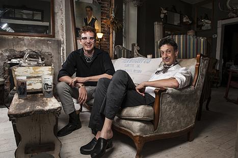 Kansas City Creative Couples: Fulton Adams & Megee | KCUR | OffStage | Scoop.it