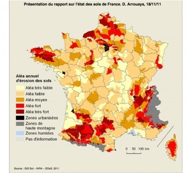 Pollué, labouré, oublié: le sol français est en train de disparaître | ptitglissou | Scoop.it