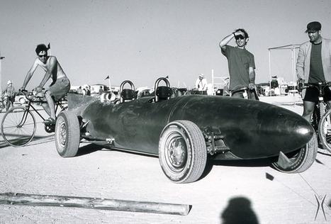 Retour en images sur le festival Burning Man et ses véhicules fous | Les déserts dans le monde | Scoop.it