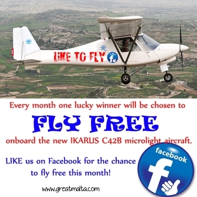 Fly Free with Great Malta | Great Malta | Scoop.it