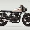 """Honda CB400 por Classified Moto"""""""