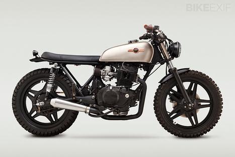 "Honda CB400 by Classified Moto | Honda CB400 por Classified Moto"" | Scoop.it"