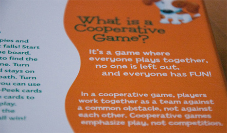 » The Peacable Home: Cooperative Games | Playfulness | Scoop.it