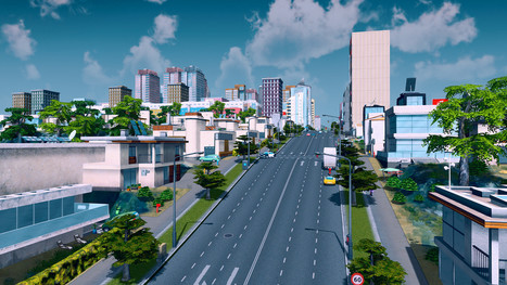 Cities Skylines : Le superbe time-lapse d'une ville de 0 à 283 000 personnes | Urbanisme | Scoop.it
