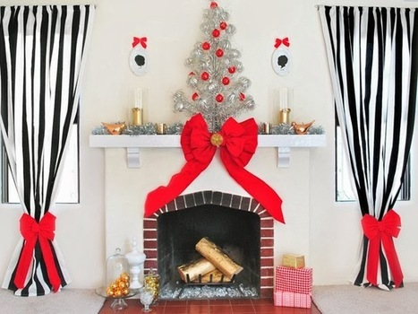 A Festive Home for the Holidays | The Modern Abode by Ms. Brianna Bode | Home Decor | Scoop.it