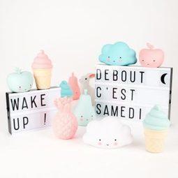 Veilleuses pour enfants aux tons pastel | picslovin | Scoop.it