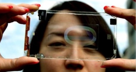 El smartphone transparente, ¿una realidad? | Ultimate Tech-News | Scoop.it