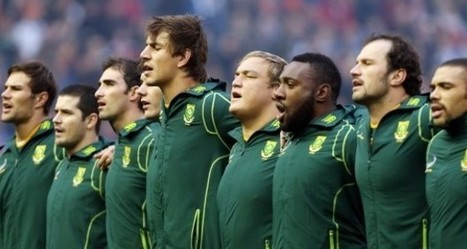 Legal bid to prevent Springboks competing on ground they don't represent the majority | Daraja.net | Scoop.it