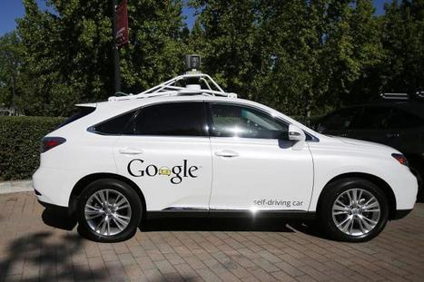 Google's Self-Driving Cars 'Available in 2017' | Radius | Scoop.it
