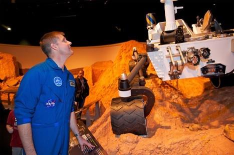 Tenez vous prêts, une découverte unique va être dévoilée en décembre ! | About Curiosity... | Scoop.it