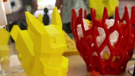 En Hongrie, des vacances en mode 3D et innovation | FabLab - DIY - 3D printing- Maker | Scoop.it