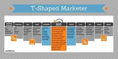 Building A T-Shaped Marketing Skill Set | Pre-Click Marketing | Scoop.it