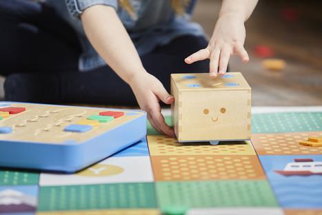 Cubetto : apprendre le code aux enfants sans aucun écran   Chasseurs de cool   IDEES BUSINESS   Scoop.it