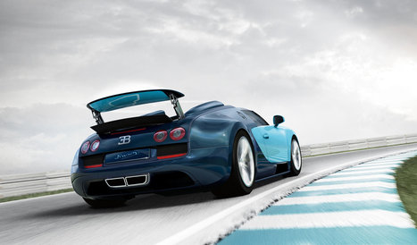 Bugatti release special edition Veyron with even more power | Cars | Scoop.it
