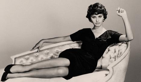 Celebrating Sophia Loren, Style Icon   East Coast Limousine Service   Scoop.it