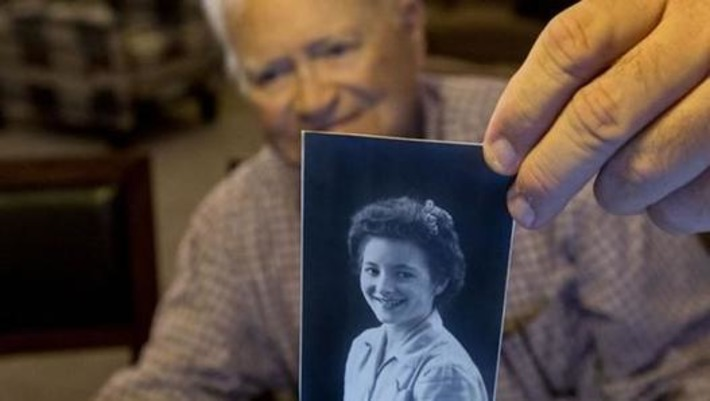 American WWII veteran Norwood Thomas reunited with British girlfriend Joyce Morris in Australia | World War 2 Herald | Scoop.it