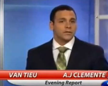 Rookie TV anchor fired for using profanity on air | FreeTVJobs.com News | Scoop.it