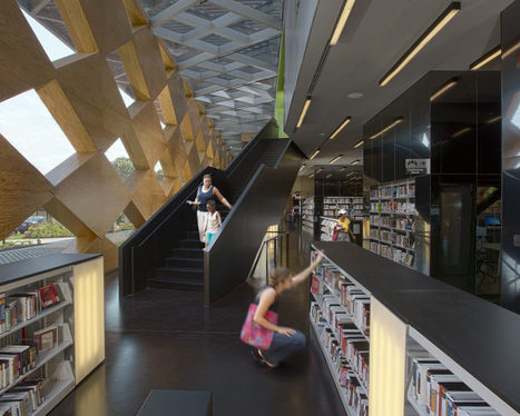 Future of the Library - Arts at MIT   innovative libraries   Scoop.it