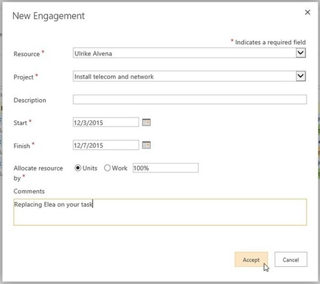 Understanding Resource Engagements in Microsoft Project | MSProject, ProjectLibre & Scheduling Tools | Scoop.it