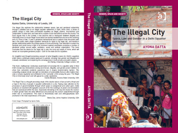 Book: The Illegal City, 2012 | The public city | Scoop.it