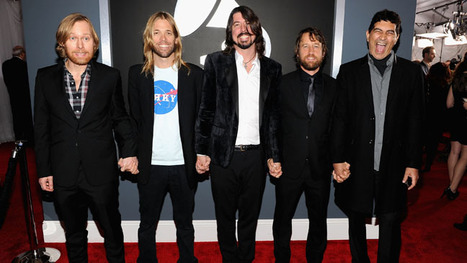 Foo Fighters Taking a Hiatus, Dave Grohl Confirms | Show Prep | Scoop.it