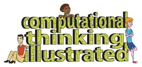 computational thinking illustrated | Tecnologia, pedagogia e conteúdos (TPACK) - TIC em contexto Educativo | Scoop.it