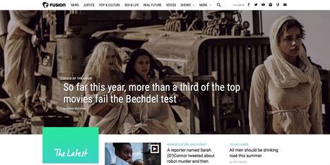 Fusion | Beaux sites WordPress | Scoop.it