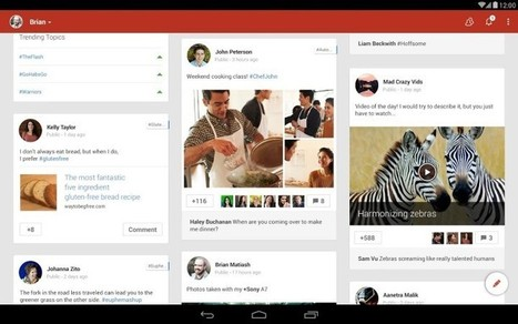 Google's Android L-Like Material Design Now Available For Android Users with ... - International Business Times UK | Flash Design News | Scoop.it