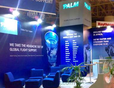 Visibility At It's Best | Exhibition Stand Builders in Dubai | Scoop.it