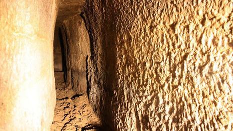 Descubren un túnel debajo del templo romano de Vic (Barcelona) | LVDVS CHIRONIS 3.0 | Scoop.it