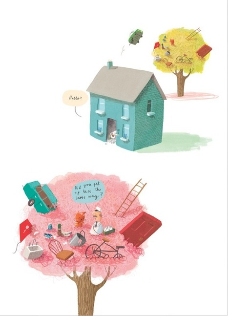 Oliver Jeffers - Picture Books | Black-Eyed Susan Picture Book Nominees 2014-2015 | Scoop.it