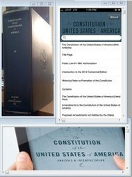 """100th Anniversary of The""""Constitution Annotated"""" Brings New App for Access 