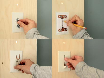 Les interrupteurs de Stian Korntved Ruud | Cabinet de curiosités numériques | Scoop.it