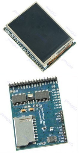 Tutorial - Arduino and ILI9325 colour TFT LCD modules   Arduino progz   Scoop.it