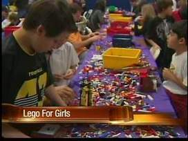 Lego for girls spark social media outrage | Social Media & Networking | Scoop.it