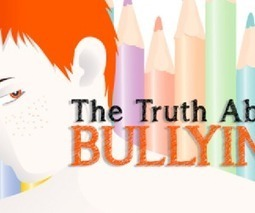 The Truth About Bullying Infographic | Educating for Empathy and Emotional Well-Being | Scoop.it
