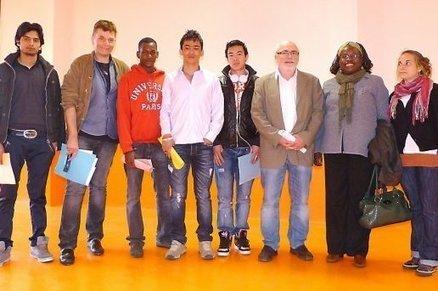 Ces jeunes venus du bout du monde en quête d'intégration - L'indépendant.fr | MIE, mineurs étrangers non accompagnés | Scoop.it