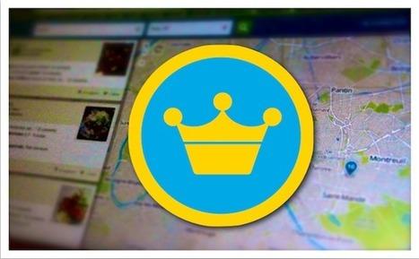 Foursquare : entre check-in, géolocalisation et conseils d'amis | Tiphanie Routier | Scoop.it