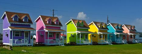 7 avantages à Construire Une Mini Maison (Tiny House) | Immobilier | Scoop.it
