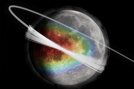 The Moon is shrouded in a weird cloud of comet dust | Geology | Scoop.it