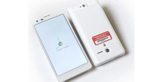 Google's 'Project Tango' aims to open up mobile world | Irish Times | The Programmable City | Scoop.it