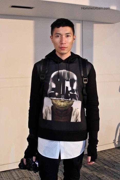 Look du jour : Darth Yoda | Le blog mode de l'homme urbain | Scoop.it
