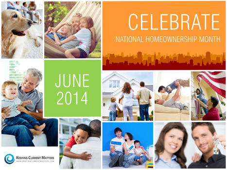 June is National Homeownership Month!! | Real Estate | Scoop.it