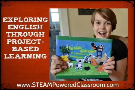 Exploring English Through Project Based Learning | HCS Learning Commons Newsletter | Scoop.it