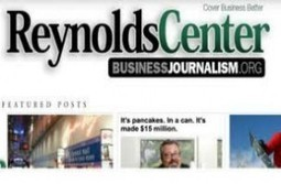 Reynolds National Center for Business Journalism Announces Free-training Schedule, Focus on Investigative Reporting - 10,000 Words | 21st century journalism | Scoop.it