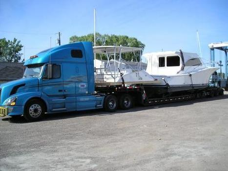 How To Hire A Perfect Boat Transporter | Boating Tips | Scoop.it