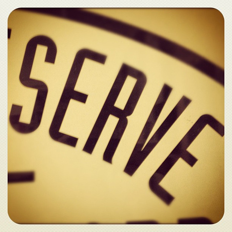 Leaders Serve First | workplace MOJO | Educational Nuggets | Scoop.it