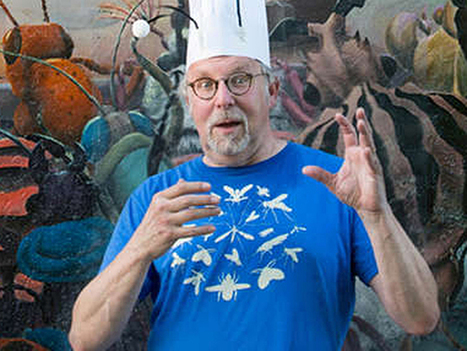 5 questions: The bug chef | Entomophagy: Edible Insects and the Future of Food | Scoop.it