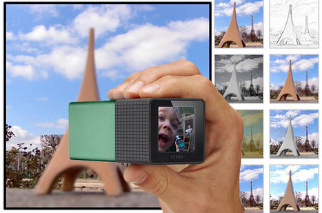 Lytro Gives a Sneak Peek of Perspective Shift and Living Filters | Photography Stuff For You | Scoop.it