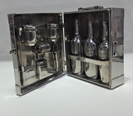 Jeff Koons: Travel Bar | Art Installations, Sculpture, Contemporary Art | Scoop.it